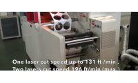 Web Style Laser Cutter LC330RE