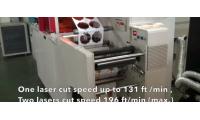 Laser die cutter LC330RE