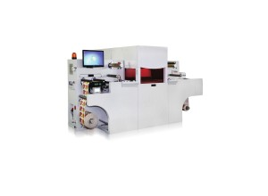 LC330RE Roll to roll laser cutter